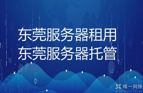 东莞服务器租用  东莞服务器托管