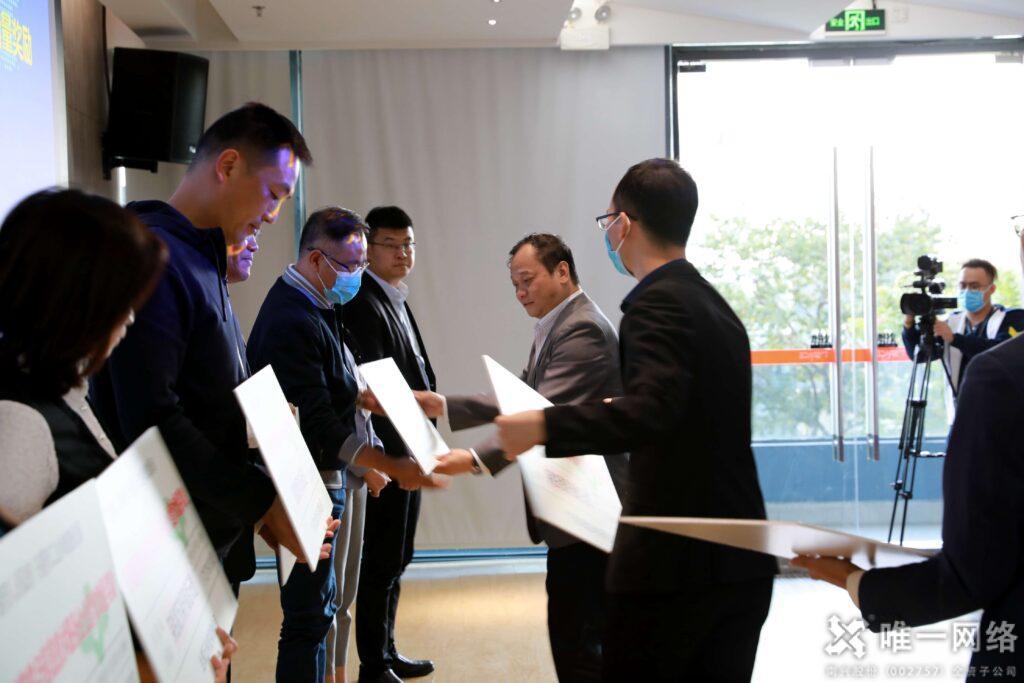东莞市政府与工信局近3000万重奖软信企业 唯一网络获奖励