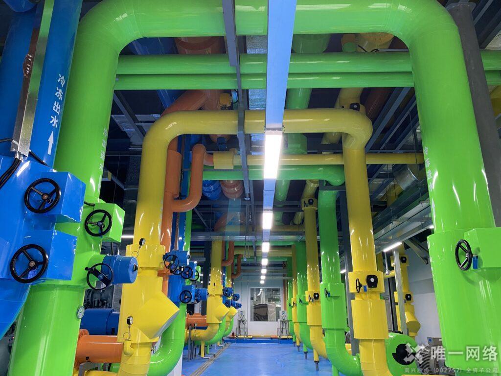 """唯一网络东莞沙田数据中心助力实现""""碳达峰""""、""""碳中和""""目标"""